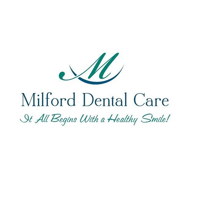Logo Milford Dental Care Highland, MI 48357 | #Logo of Milfo