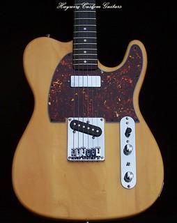 Haywire Custom Guitars ButterminiHumbucker