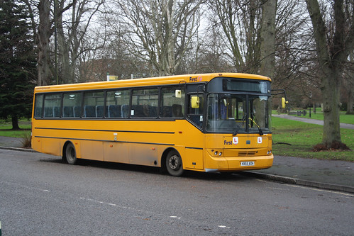 First Hampshire and Dorset 68562 HX55AOH