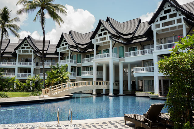 angsana laguna phuket swimming pool - mixedupalready