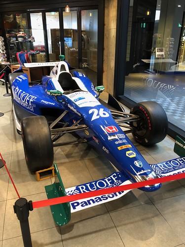 Takuma Sato DW12 2017 Indy500