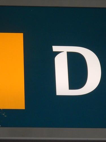 D: photographic alphabet