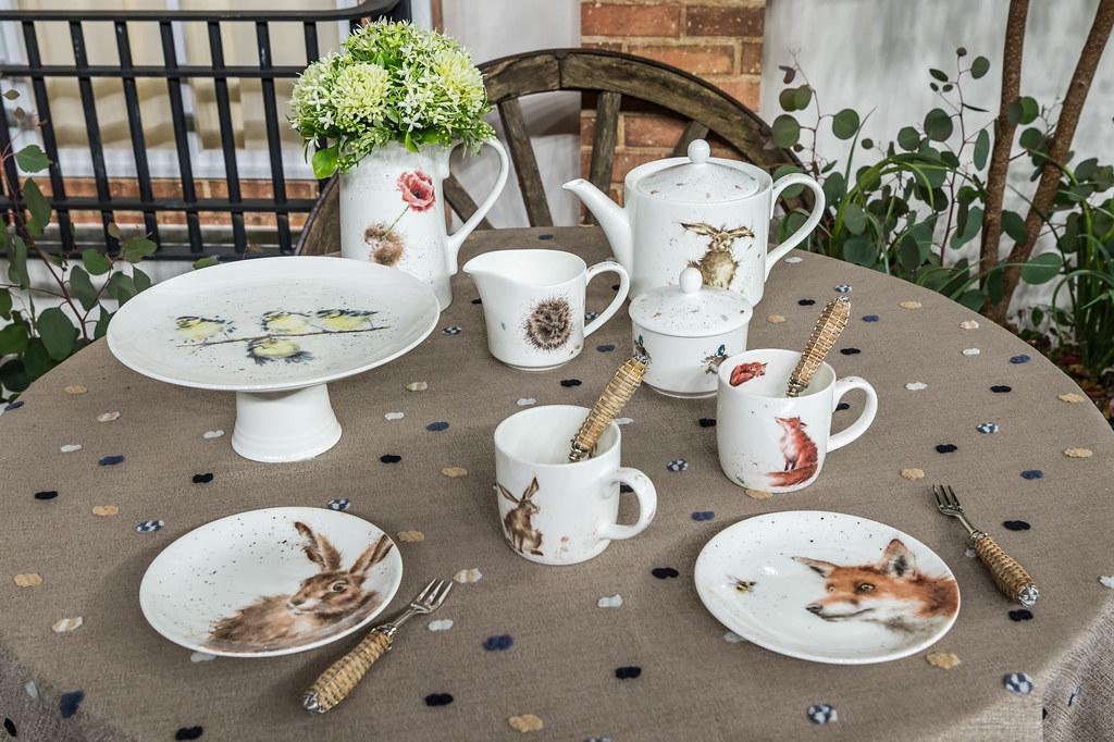 Wrendale Designs / Royal Worcester