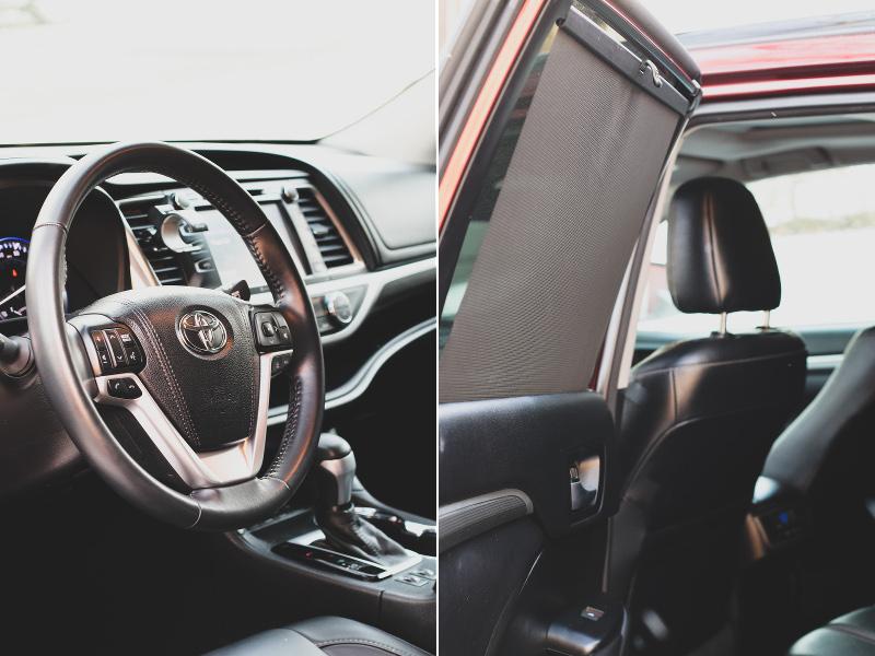 toyota-highlander-steering-wheel