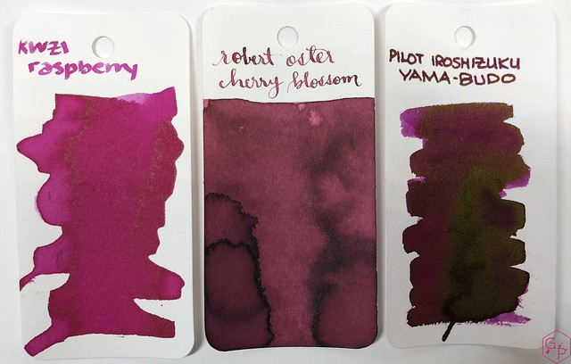 Ink Shot Review KWZI Raspberry @AppelboomLaren 1