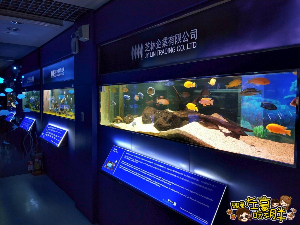 屏東生技園區國際級水族展示廳-14