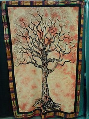 Tapestry seen at the 2017 Dallas Kwanzaa Festival