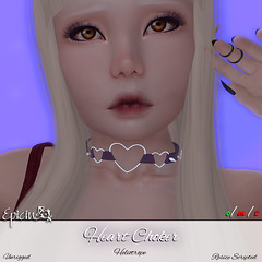 Epicine - Heart Choker - Heliotrope