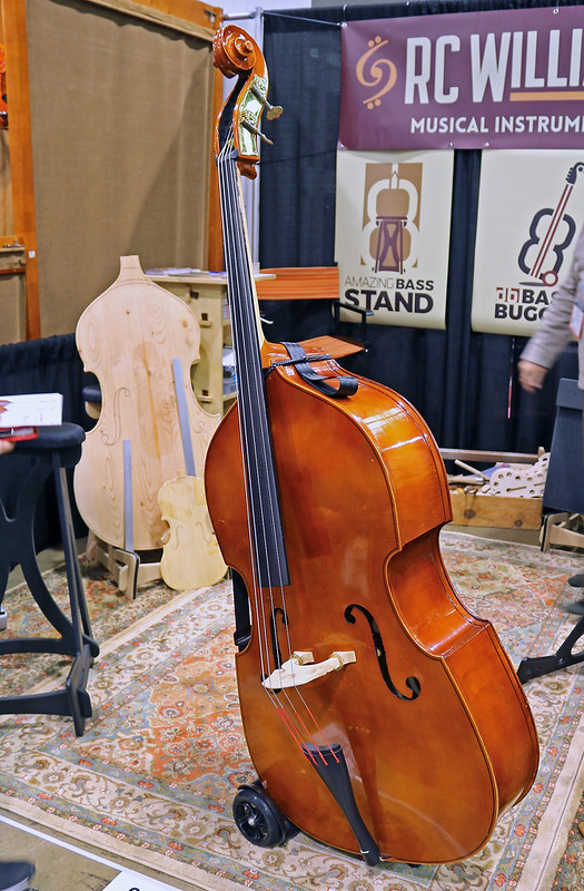 Double Bass - RC Williams (2)