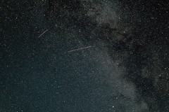 The Milky Way & Shooting Stars - Re-Edited