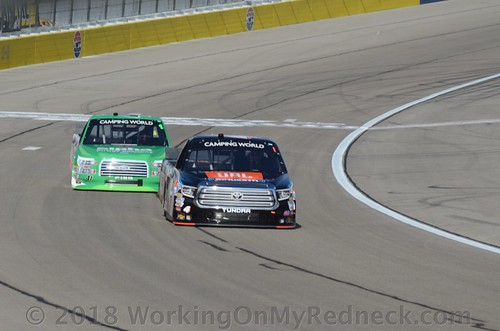 Todd Gilliland and Ben Rhodes