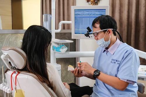 缺牙修補不只有全瓷冠 倪志偉醫師:陶瓷鑲嵌體補牙更能保留你的原生牙齒