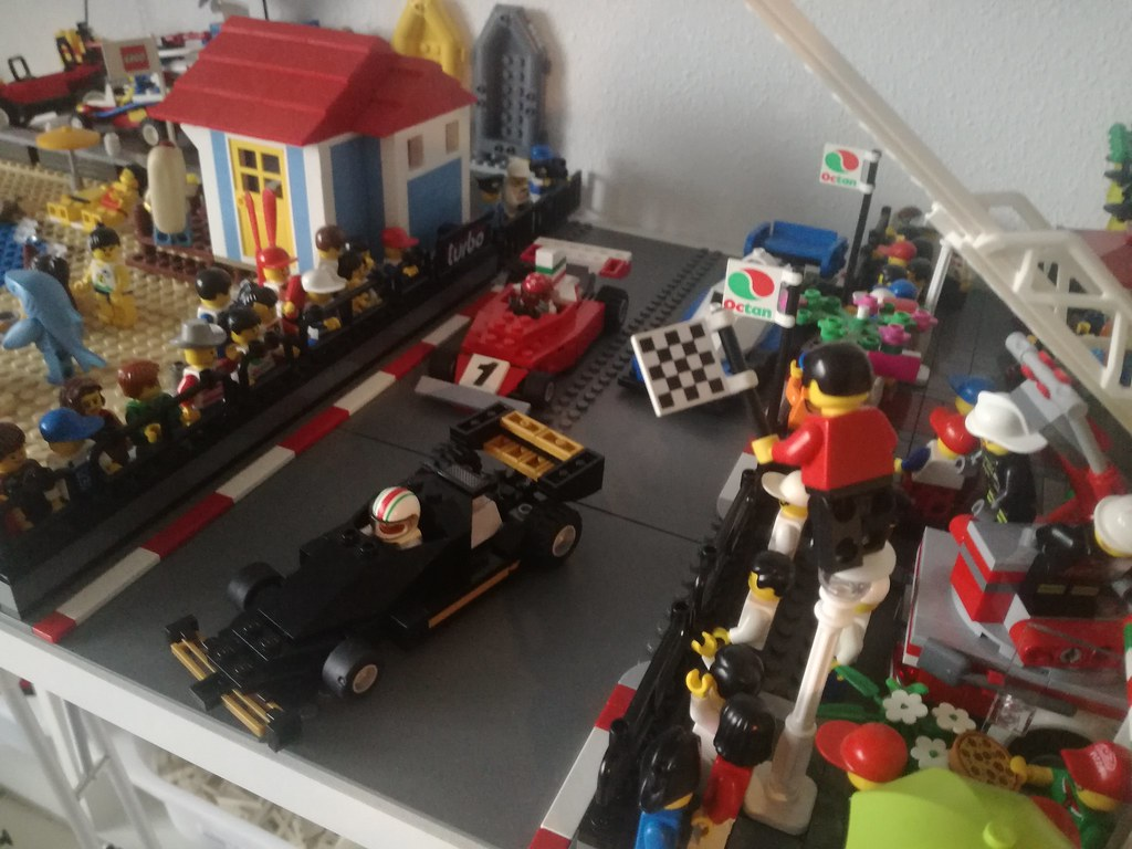 Lotus john player special lego