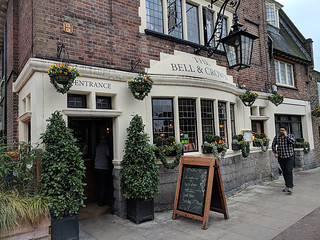 The Bell & Crown in Chiswick
