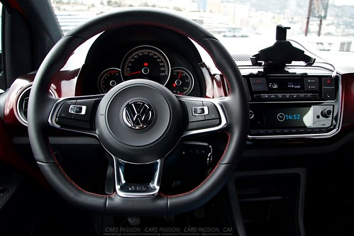 Essai VW UP GTI