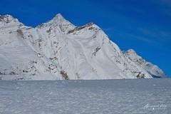 Comme un iceberg émergeant de la banquise, Zermatt,  :copyright: Bernard Grua