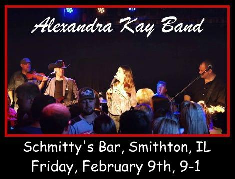 Alexandra Kay Band 2-9-18