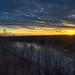 Sunset at 200 Feet