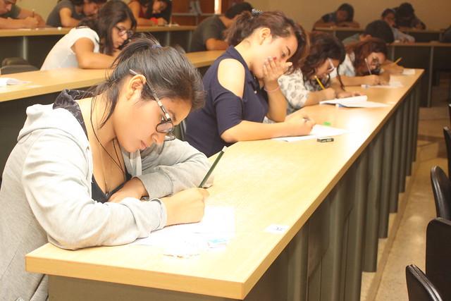 Universidad de San Martín de Porres llevó a cabo su Proceso de Admisión 2018-I