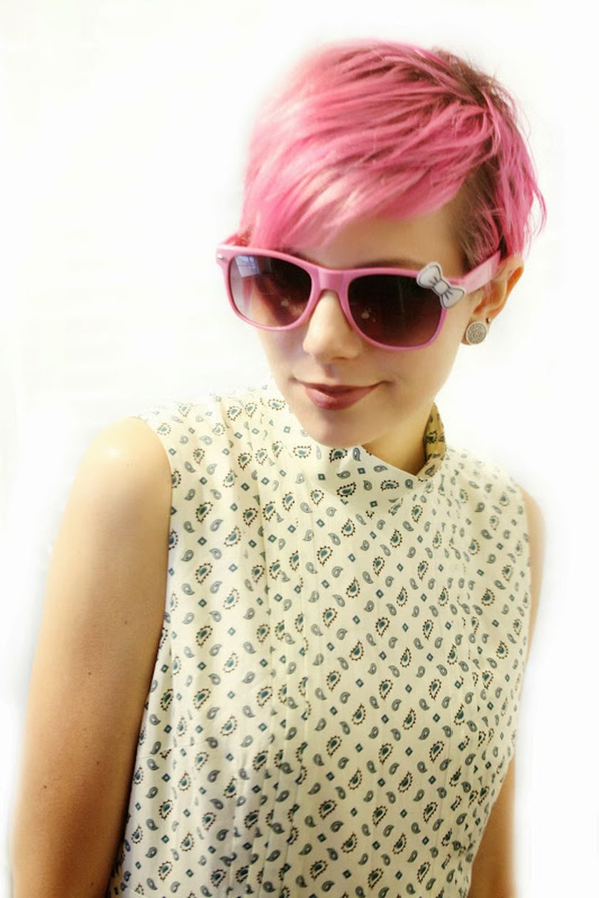 Best Short Hair Pixie Cut Hairstyle With Glasses Ideas