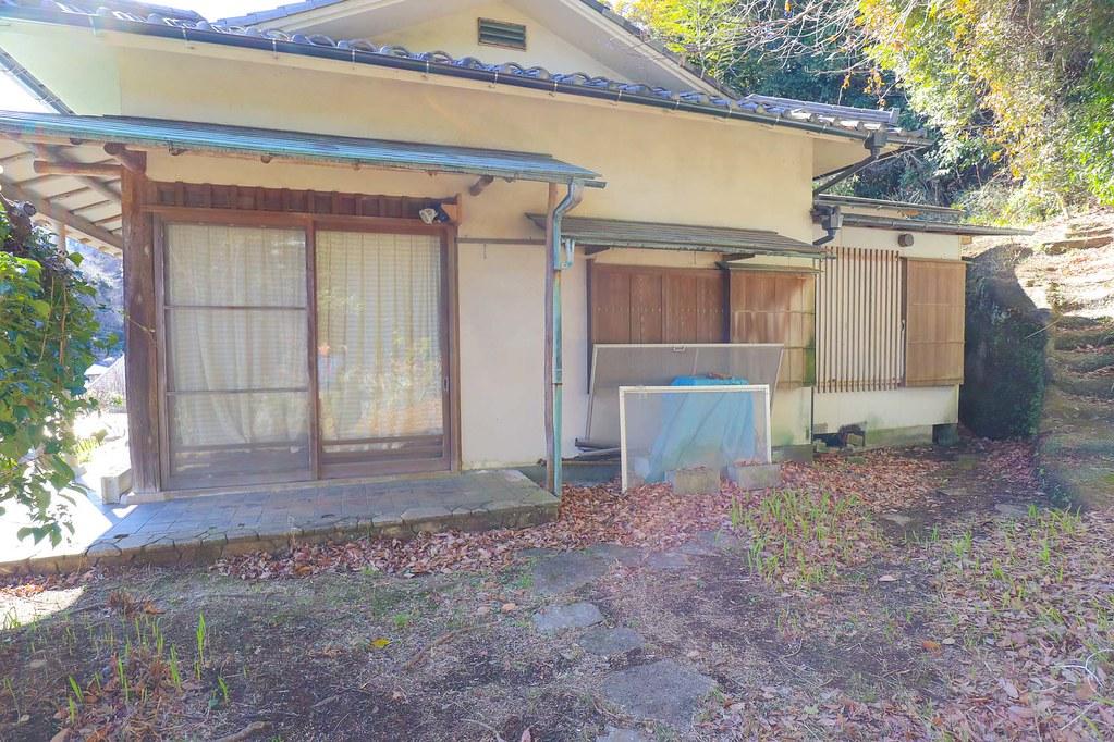 鎌倉の古民家平屋
