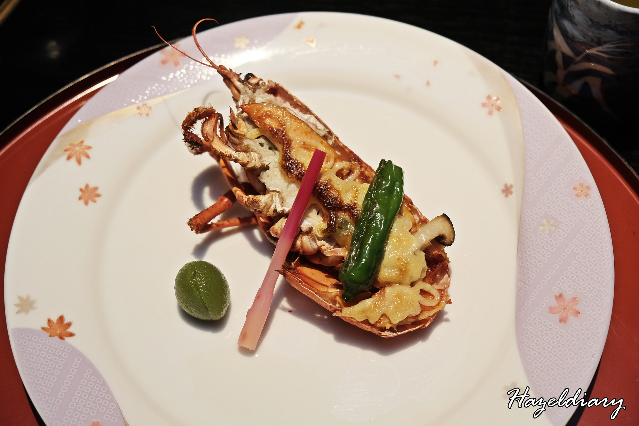 Shima Japanese Kaiseki Restaurant-Grilled Lobster