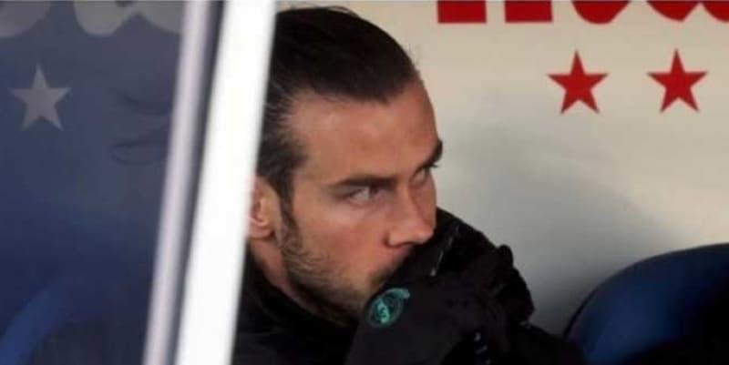 Gareth Bale Sudah Tidak Betah di Real Madrid