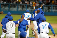 Industriales vs Las Tunas -5to juego playoff semifinal-