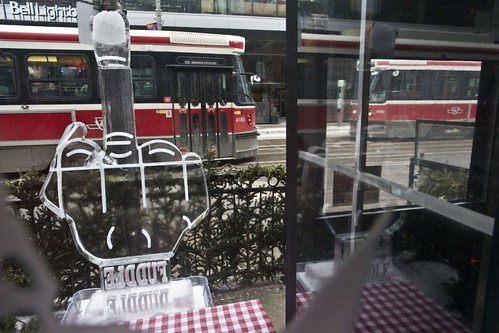 Businesses protest King Street streetcar prioritization, Toronto
