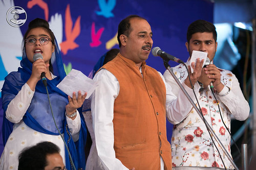 Devotional song by Mohan and Saathi from Bairagarh