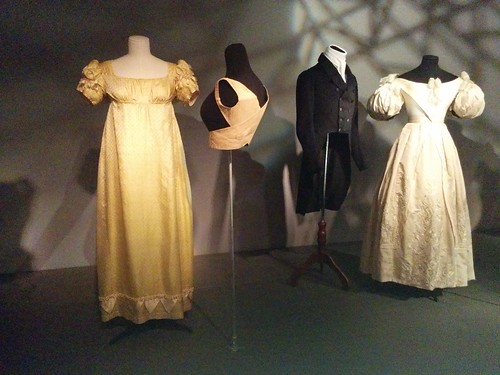 Men and women's dress of the Regency #newyorkcity #newyork #manhattan #fashion #museumatfit #fashionandphysique #regency #latergram