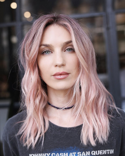 New Hair Color Techniques: New Hair Color Trends For 2018 2019