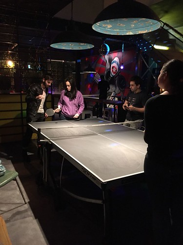 FCConnect Playground Bar
