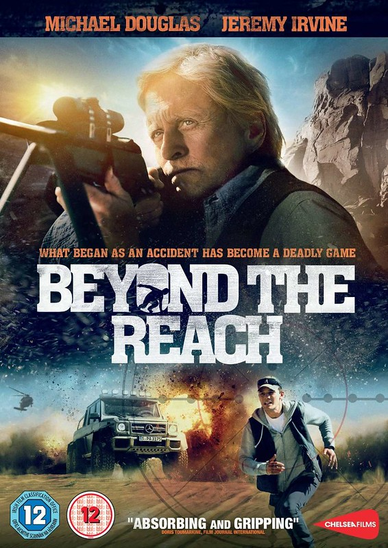 Beyond the Reach - Poster 1
