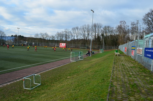 SC 27 Bergisch Gladbach 0:5 ESV Olympia Köln