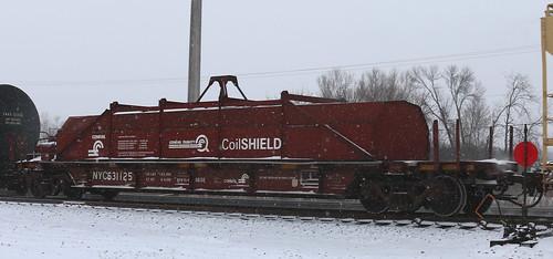 NYC 631125, Conrail, Mill, Weyauwega, 3 Feb 18
