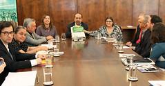 PBH recebe comitivas da Fundação ABRINQ e Prefeitura de São Paulo