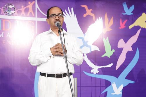 SNM Branch Sanyojak, Ashok Juneja from Bhopal, expresses his views
