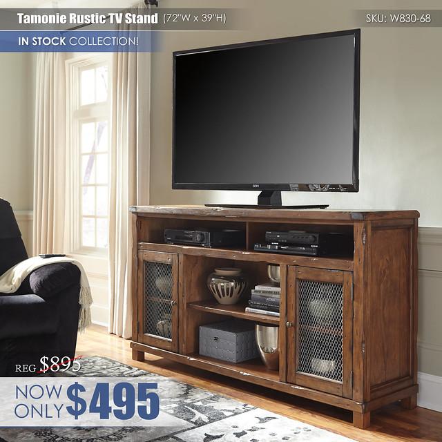 Tamonie Rustic TV Stand_W830-68