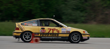 SCCA Autocross Classing Overview - Ozark Mountain Region SCCA