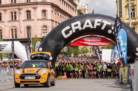 Jihomoravskou metropoli obsadí běžci z celého světa