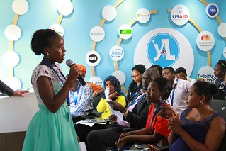 Building youth leaders, East Africa
