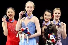 2018 U.S. Ladies  Figure Skating Champion