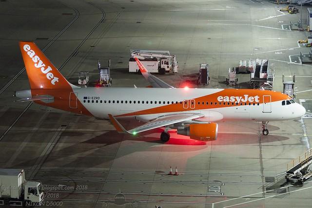 G-EZRD Airbus A320-214SL