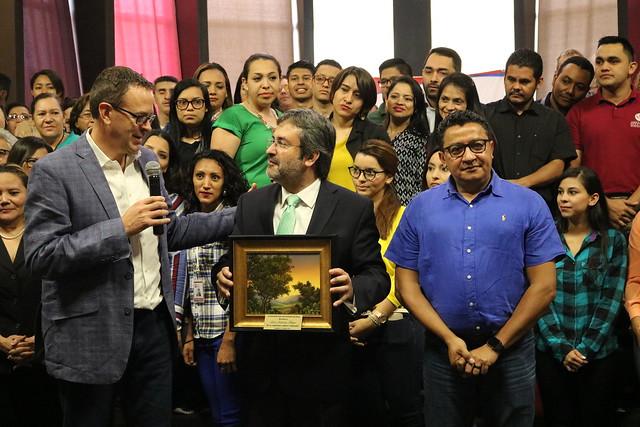 Conversatorio con Juan Jiménez Mayor