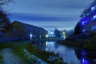 Pratts Mill Bridge, Bloxwich Road, Walsall 16/12/2017
