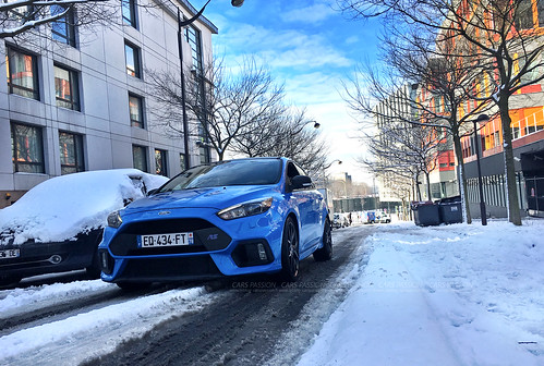 Essai Ford Focus RS Pack Performance