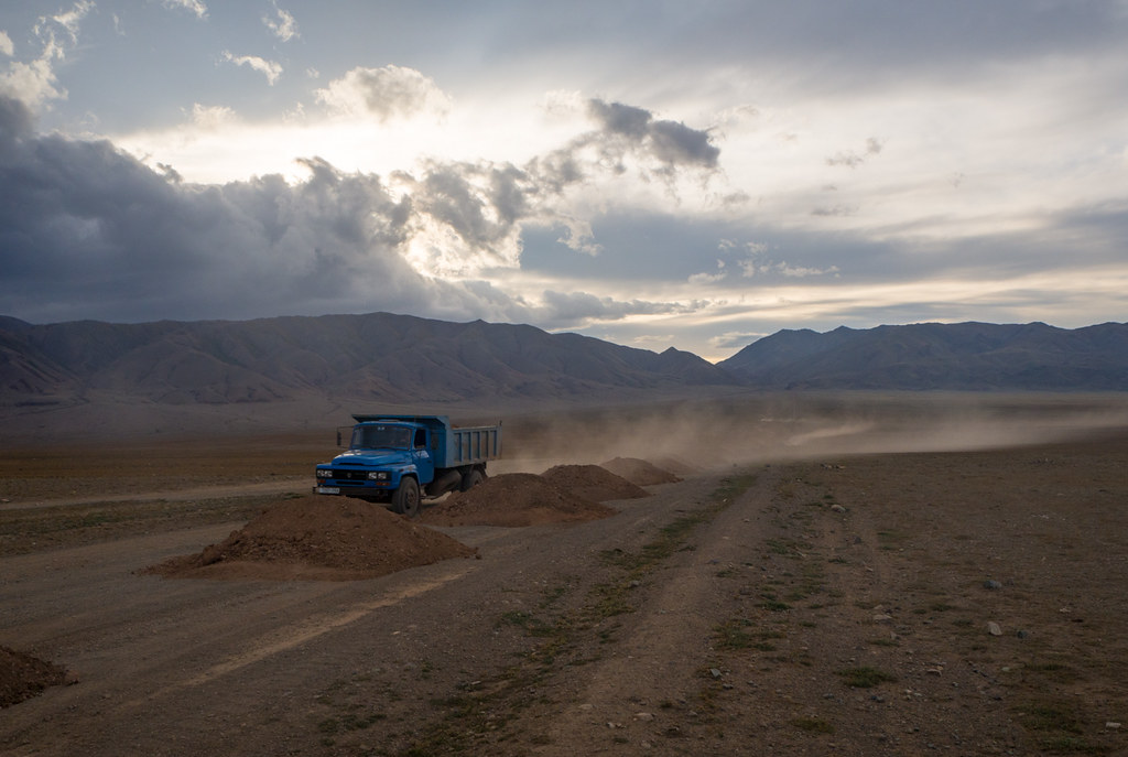 North of Mongolia