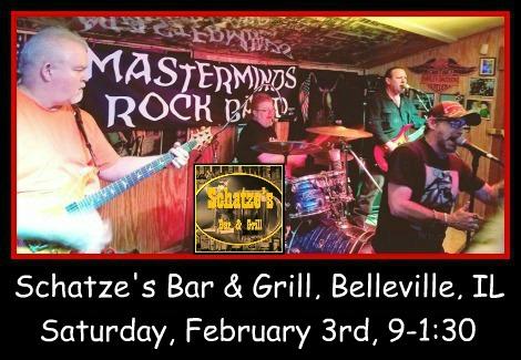 Masterminds Rock Band 2-3-18