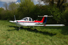 G-BOMZ Piper PA-38-112 [38-78A0635] Popham 020509